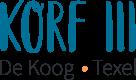 De Korf III Texel Logo